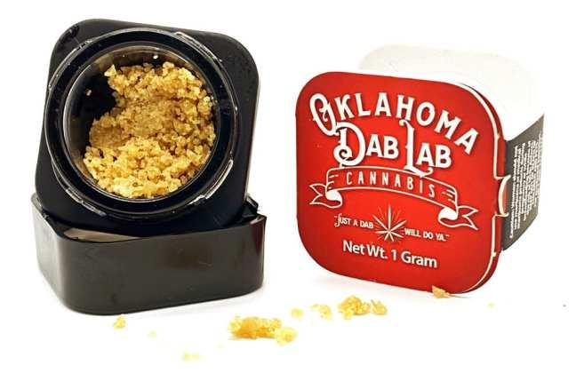 Oklahoma Dab Lab Sugar