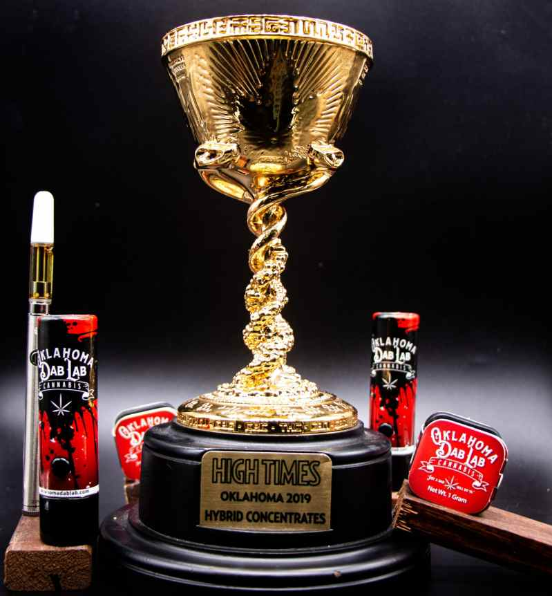 HighTimes Cannabis cup winner