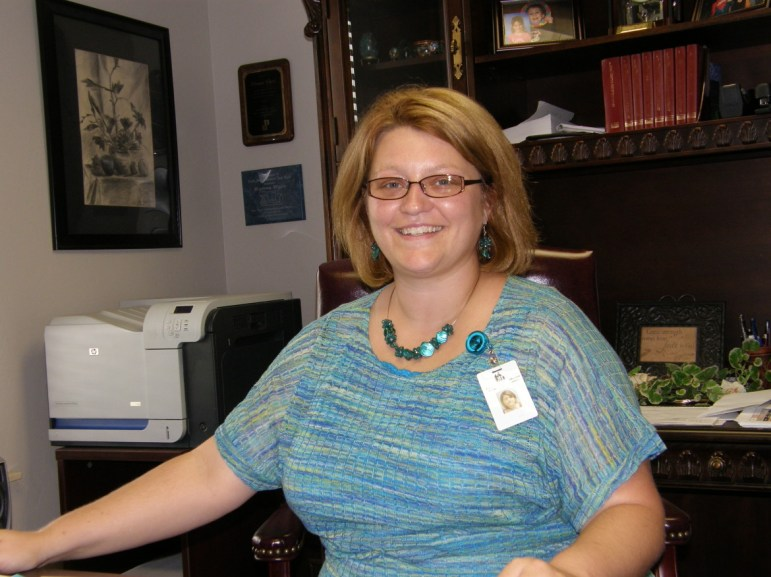 Angel Ellis will help residents of Hughes, Okmulgee and Okfuskee counties figure out whether the Affordable Care Act makes sense for them.