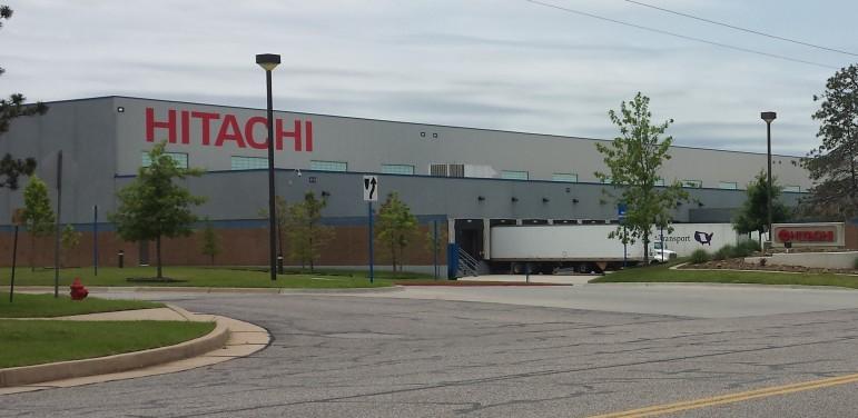 Hitachi Plant, Norman, OK