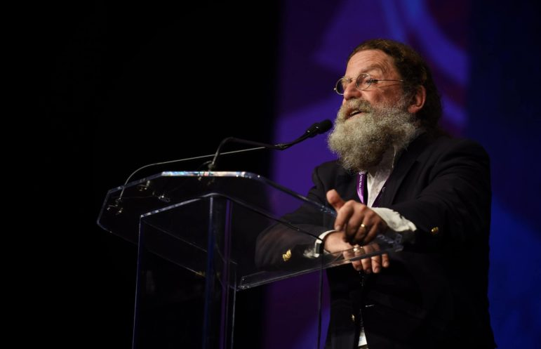 Dr. Robert Sapolsky, professor at Stanford University School of Medicine.