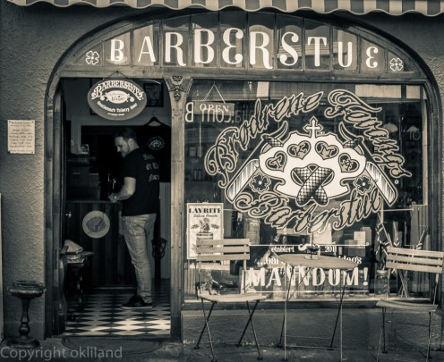 Barberstue i Stavanger