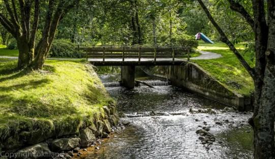 Bro i Sandvedparken