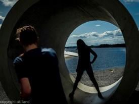 Bilde fra Operaen i Bjørvika