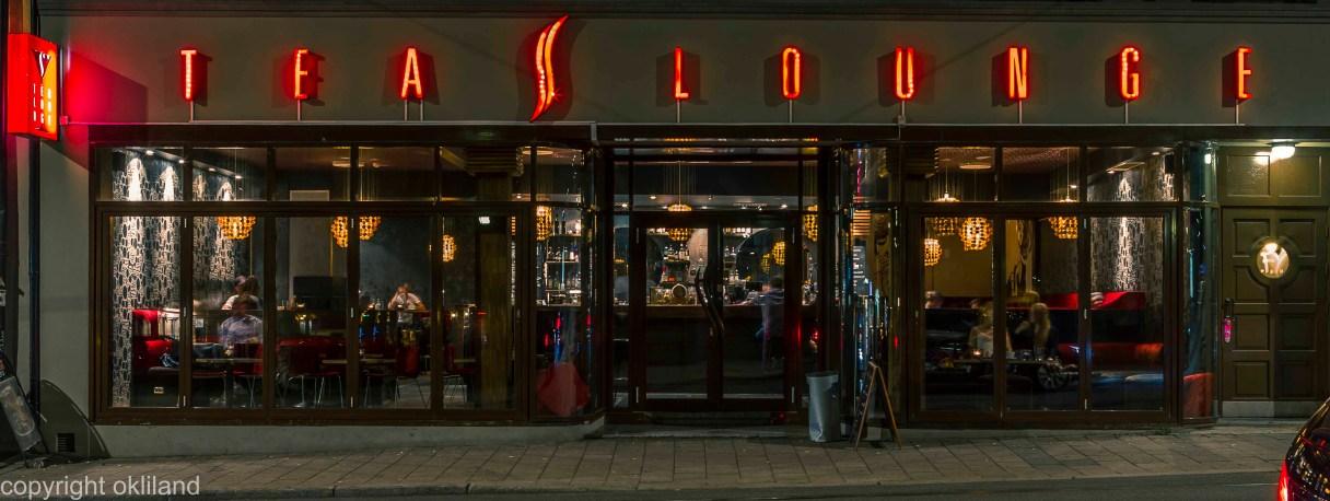 HDR bilde Tea Lounge Grunerløkka Oslo Ørjan Liland