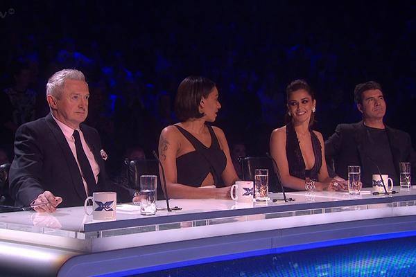 Lauren Platt's mentor's future on the ITV talent show lies in Simon Cowell's hands [ITV]