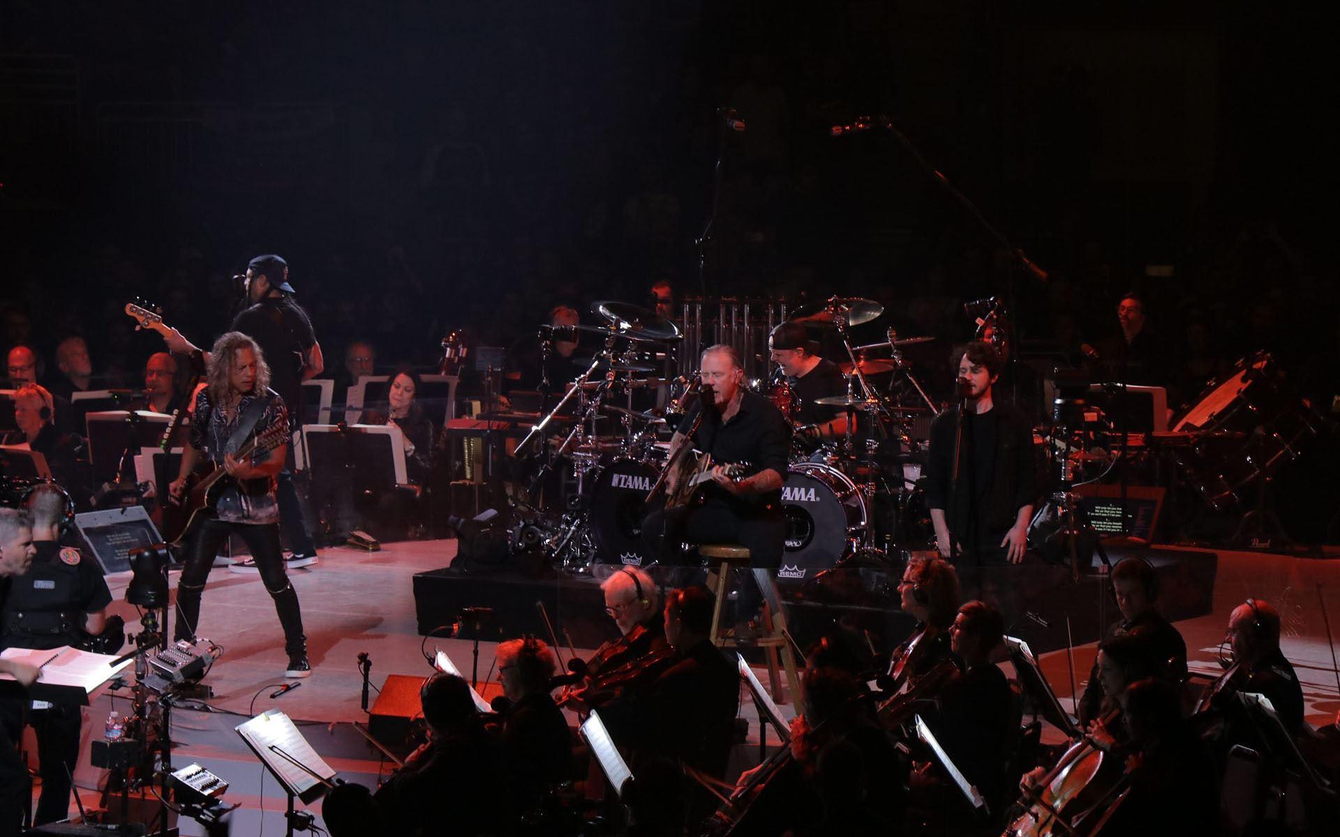 Fã cria versões com orquestra de músicas do Metallica que ficaram de fora dos S&M 1 e 2