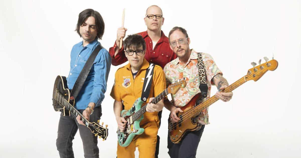 Weezer lança novo álbum no dia 29 de janeiro