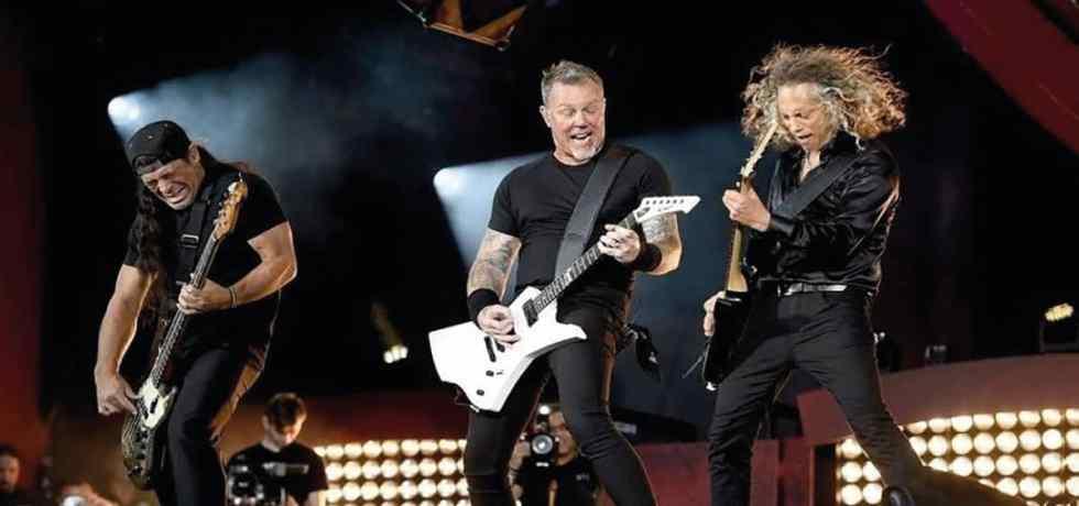 Documentário tem Metallica, Guns N´ Roses e várias outras bandas