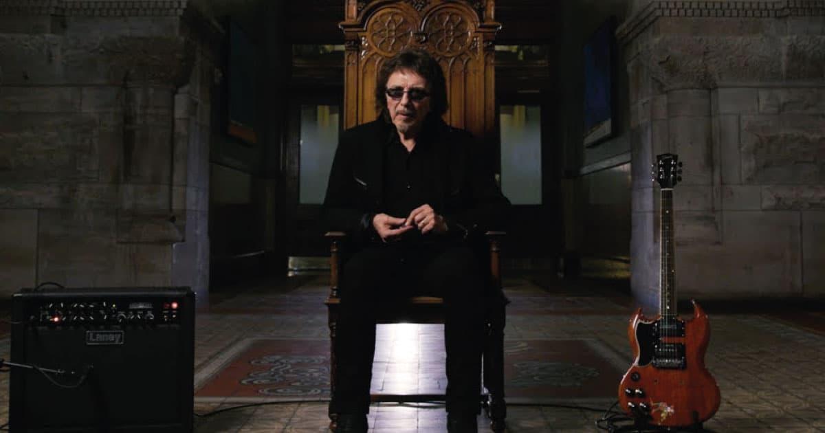 """Eddie Van Halen: """"Eu realmente sinto falta dele"""", diz Tony Iommi"""