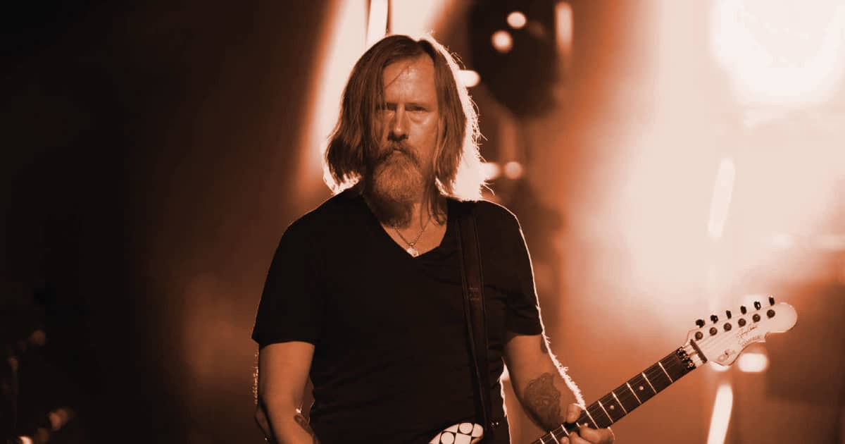 Jerry Cantrell, do Alice in Chains, anuncia disco solo