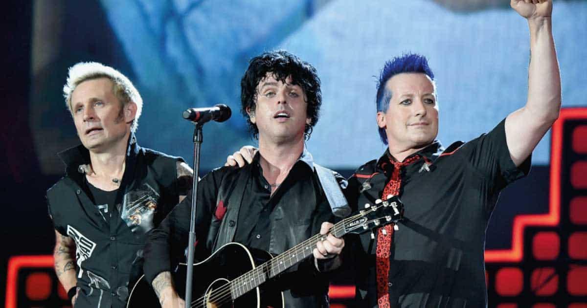 Lollapalooza: Green Day vai substituir o Guns N´ Roses
