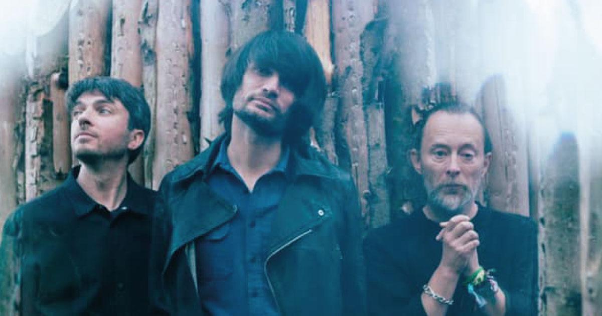 Conheça The Smile, nova banda de Thom Yorke e Jonny Greenwood do Radiohead