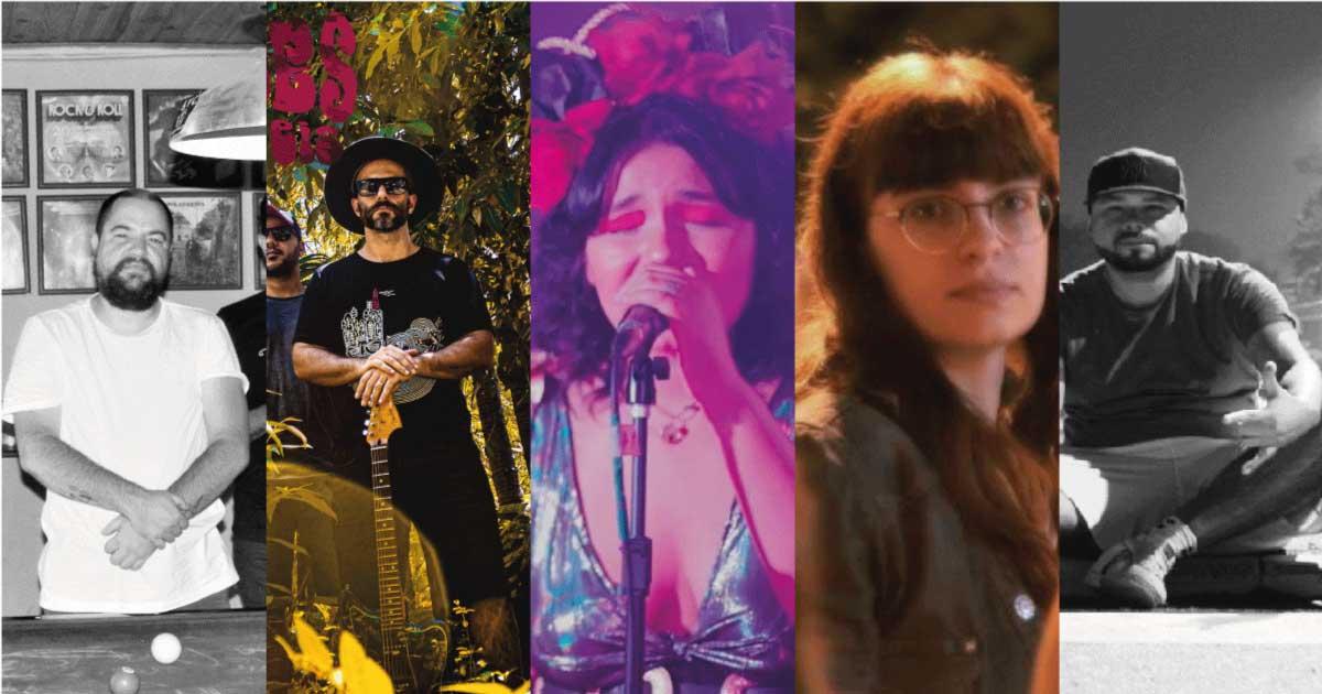 Conheça bandas novas: Abrahones, Luma Schiavon, Trialis, Dias de Rock e Subrock