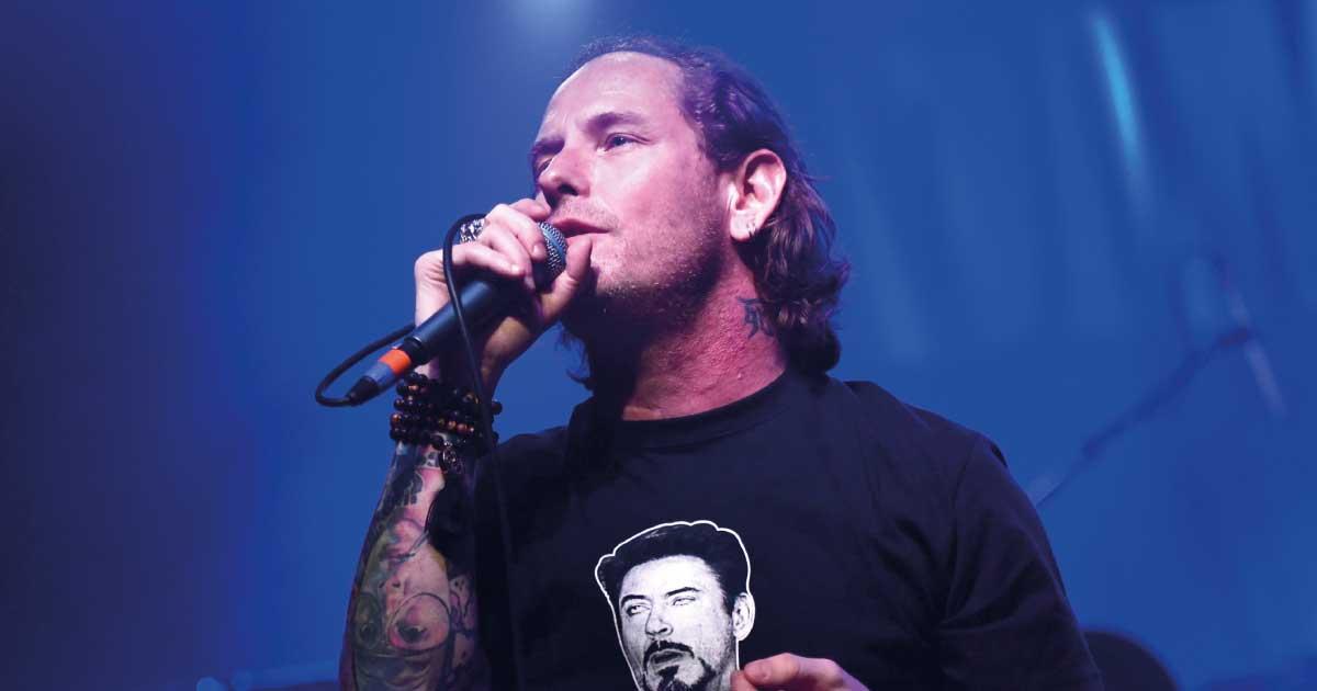Corey Taylor lembra como foi assistir o Slipknot antes de ser vocalista