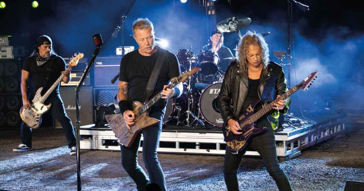 Metallica expande programa voltado para promoção de ensino técnico
