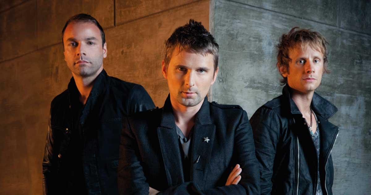 """Muse anuncia nova mix do álbum """"Origin Of Symmetry"""""""