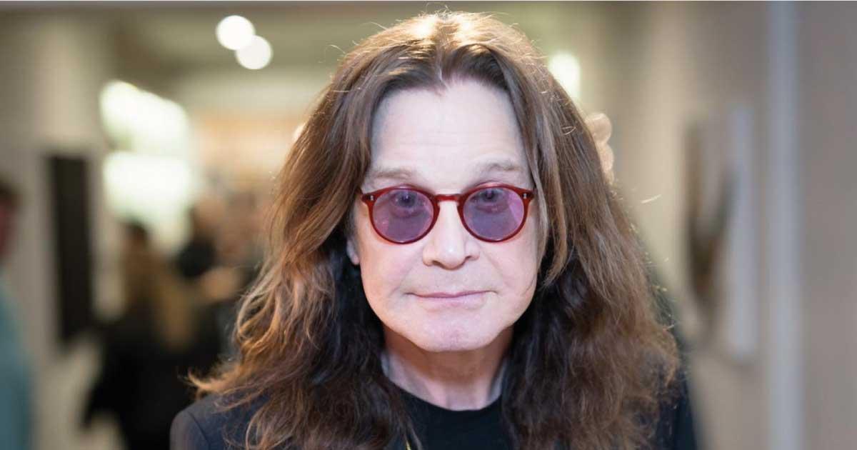 """Ozzy admite: gravar novo álbum """"me manteve vivo"""""""