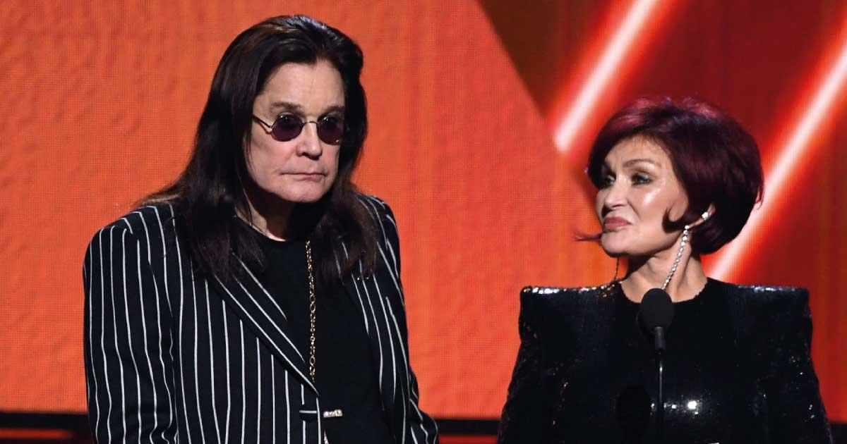 """Ozzy sobre Sharon: """"a pessoa menos racista que já conheci"""""""