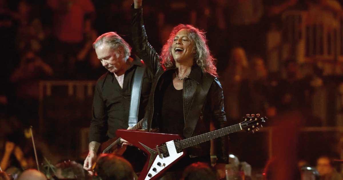 """""""Wasting My Hate"""" do Metallica ganha versão com orquestra"""