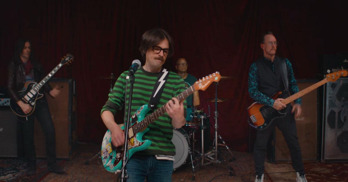 Weezer- Van Weezer