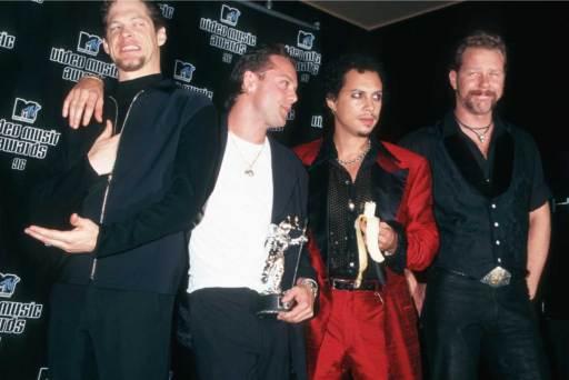25 anos de Load do Metallica