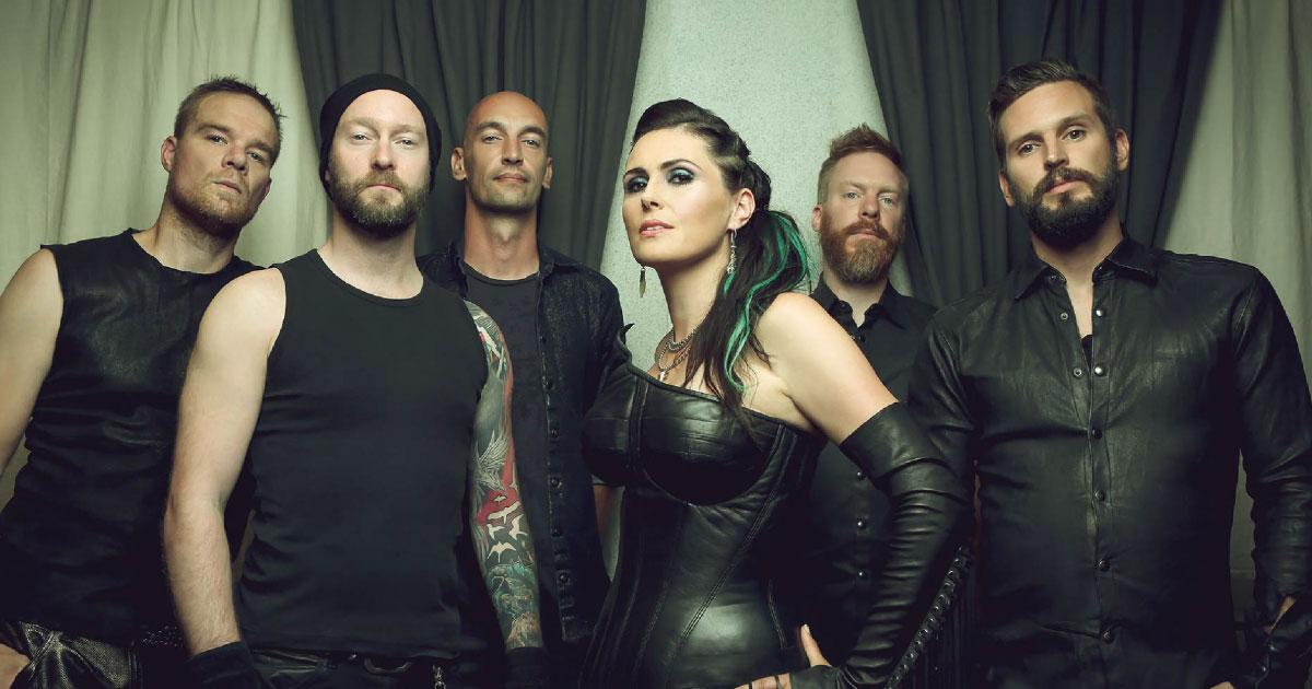 "Within Temptation se junta a Annisokay no novo single ""Shed My Skin"""