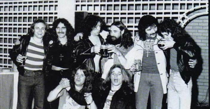 Black Sabbath temia ser substituído pelo Van Halen, relata biografia