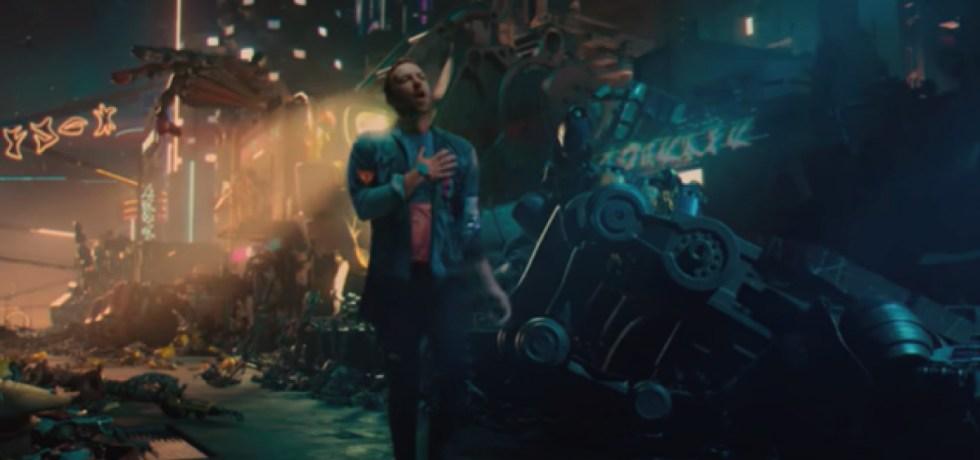 """Coldplay anuncia o novo álbum """"Music of the Spheres"""""""