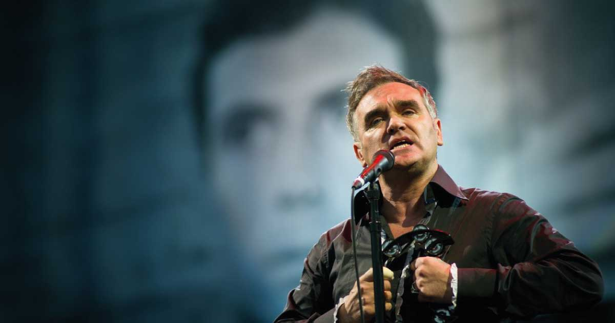 Morrissey compara política de isolamento social à escravidão