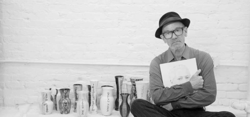 """Michael Stipe, do R.E.M, não imaginava que """"Losing My Religion"""" faria sucesso"""