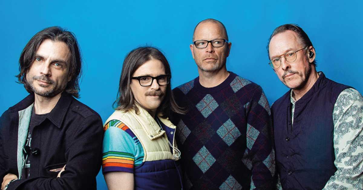 """Weezer lança cover de """"Enter Sandman"""" do Metallica"""