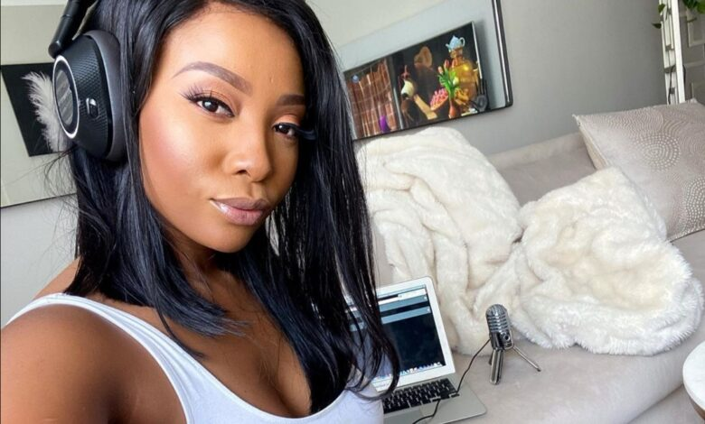 Pearl Modiadie Back On TV With A Brand New Show