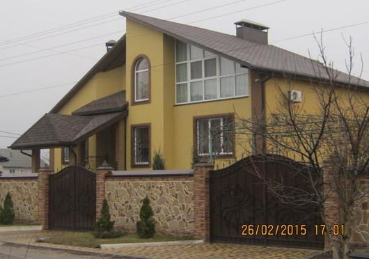 дизайн фасада 3