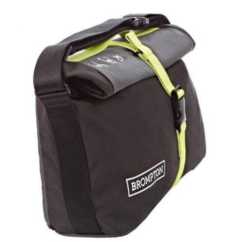 bolsa brompton roll top bag