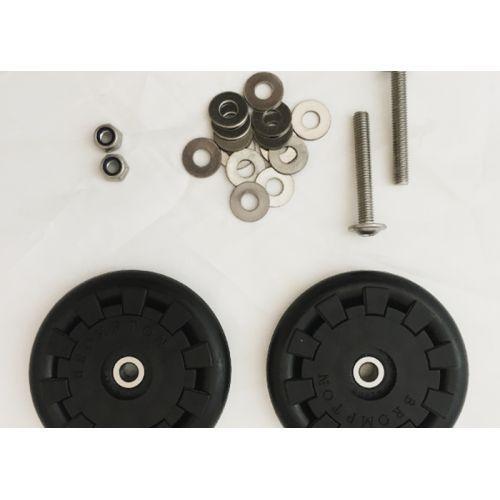 eazy wheel para brompton R 5mm
