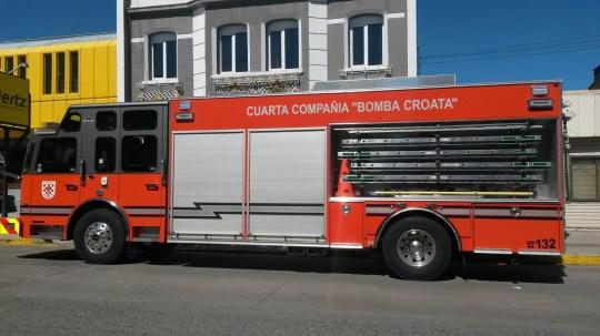 U Punta Arenasu postoje čak i Hrvatski vatrogasci
