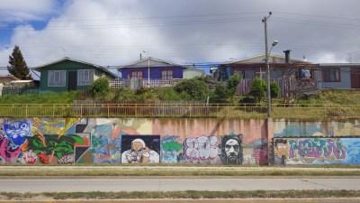 Ulica Punta Arenasa