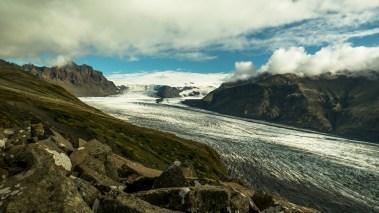 Glečer Skaftafelsjökull
