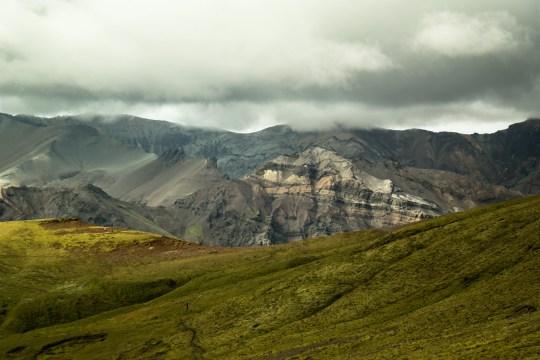 Šarena brda Skaftafella