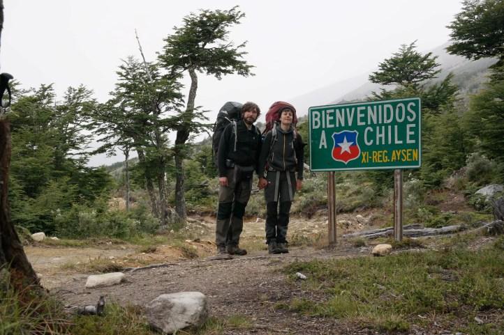 Ušli smo pješice u Čile