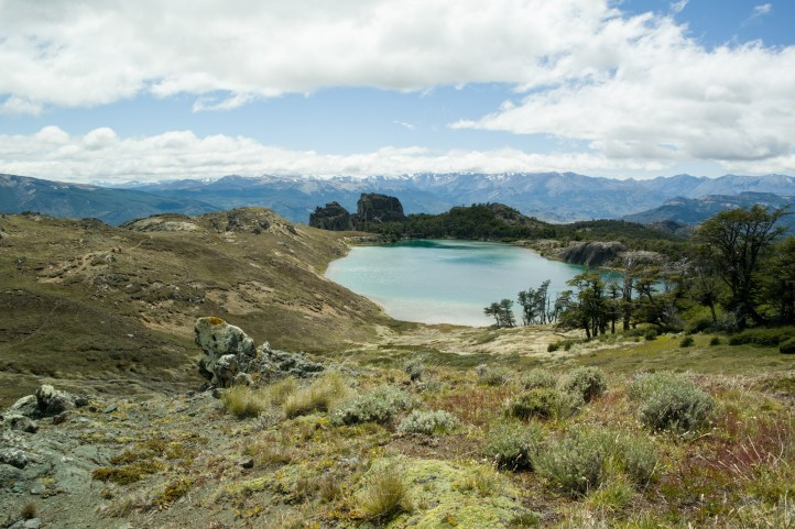 Jezero na planini