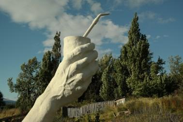 Maté je u Čileu toliko popularan da u Coyhaiqueu ima i svoj spomenik