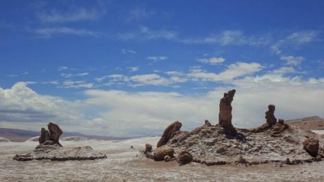 Tres Marias, Valle de la Luna