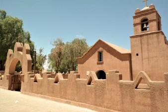 Crkva San Pedro de Atacama