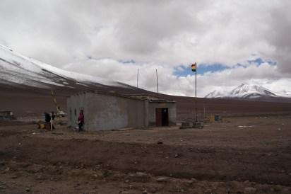 Bolivijska granica