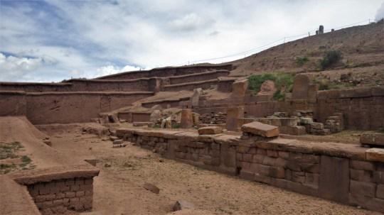 Ostaci piramide Akapana
