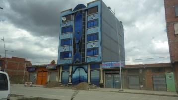 Lakrdijaška fasada II