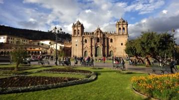 Katedrala, Cusco
