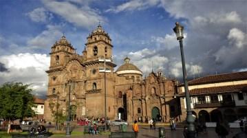 Templo de Compañia de Jesus, Cusco